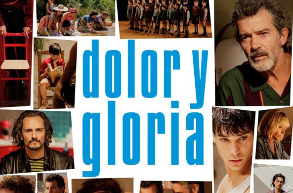 Dolor y Gloria: a new Spanish movie by Pedro Almodóvar