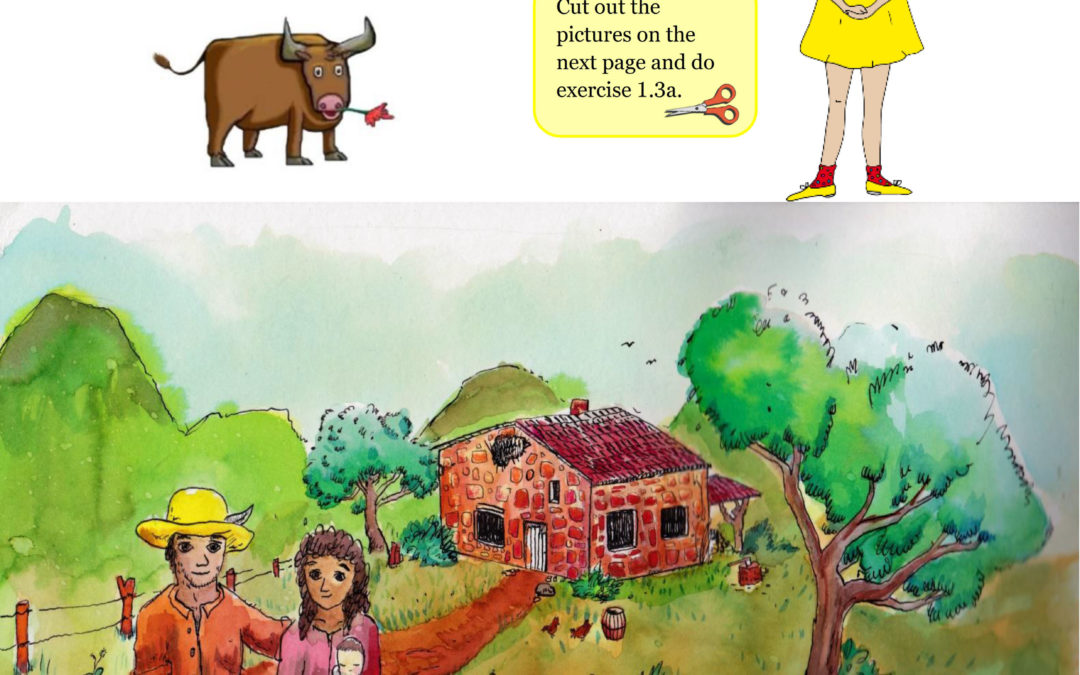 Some articles about the inspired creation of the Juan y Rosa learning method